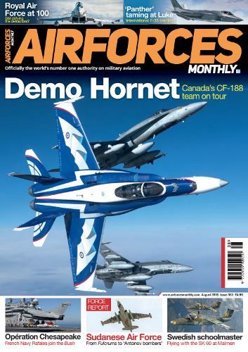 AirForces Monthly | Dec 2018