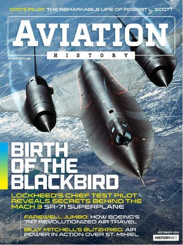 Aviation History September 2018 |